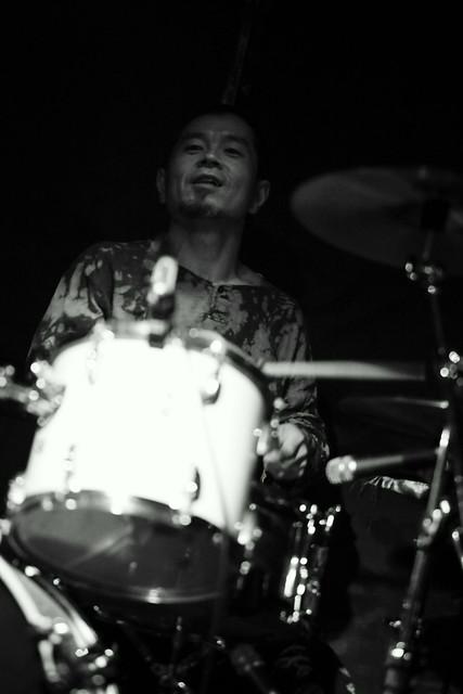 SPUTNIK KOMBINAT live at Club Mission's, Tokyo, 22 Oct 2015. 096
