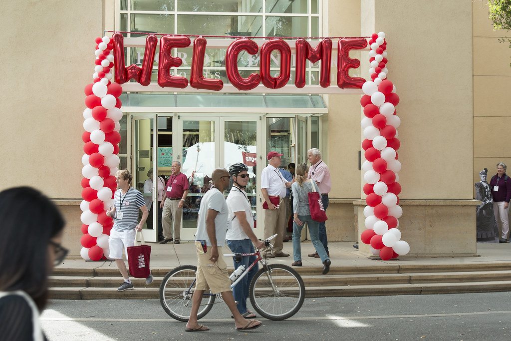 2015 Stanford Reunion Homecoming