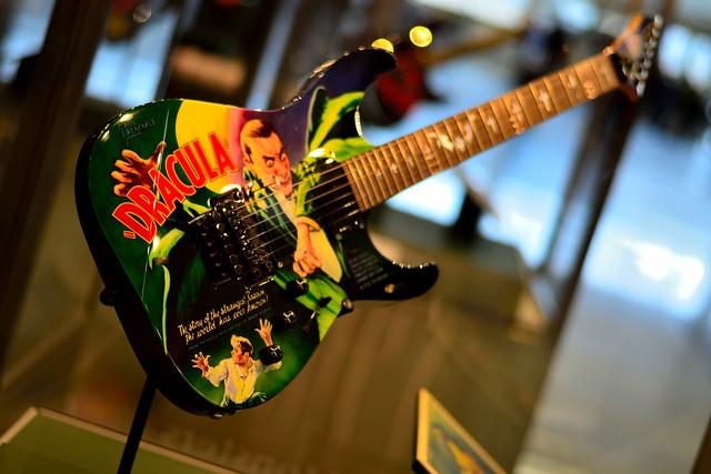 Dracula Guitar
