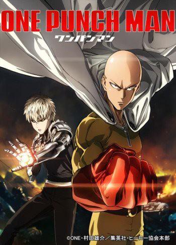 O aclamado One-Punch Man terá 6 OVAs e o primeiro já vem em Dezembro