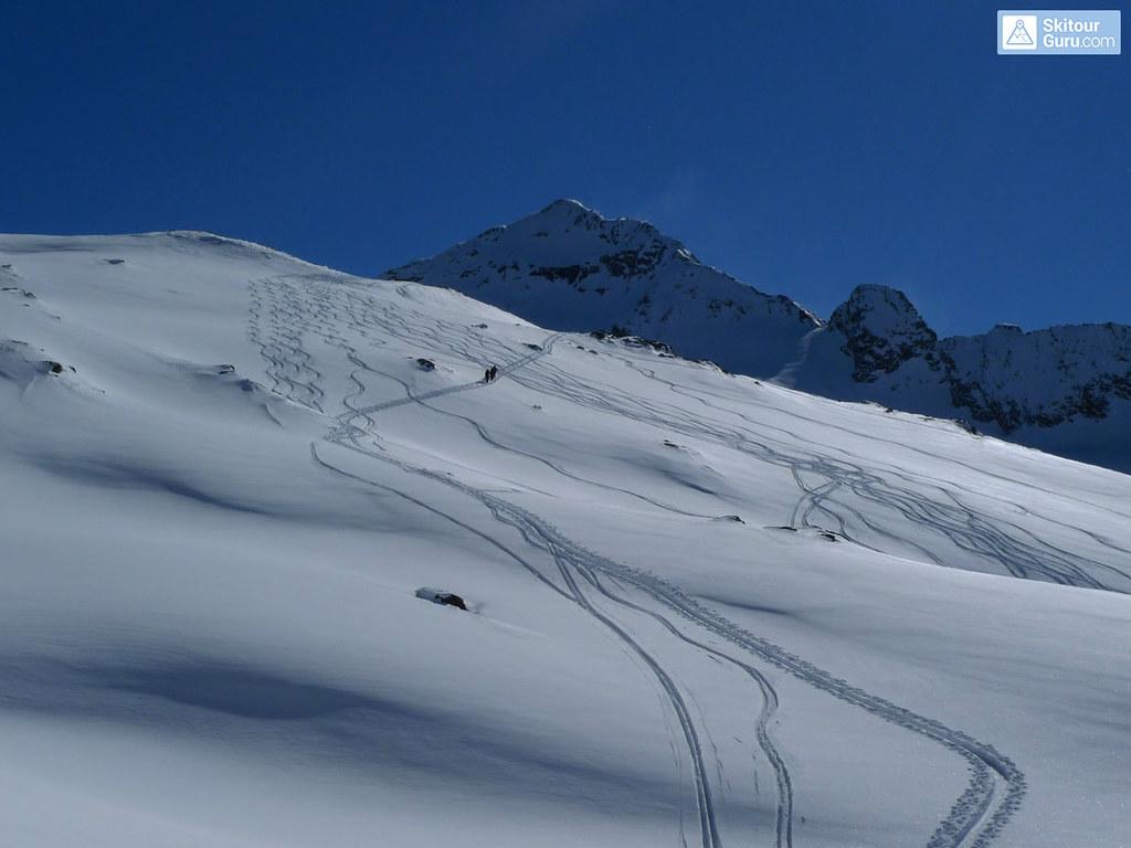 Mittlerer Seelenkogel Ötztaler Alpen / Alpi Venoste Österreich foto 07