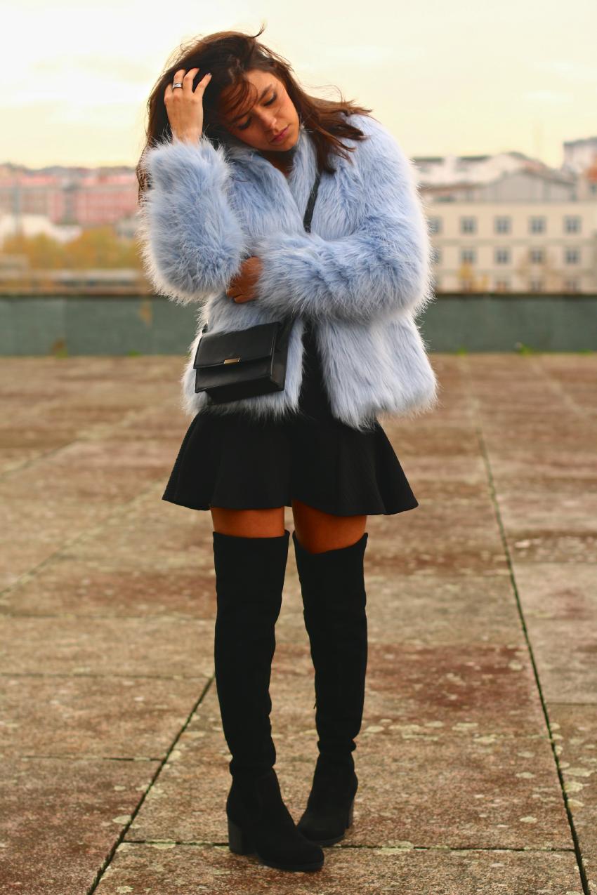 abrigo-pelo-sintético-azul