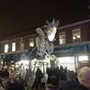 Cyborg overlord takes Eltham Poundland