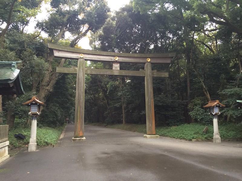 Tokyo - Meiji/Yoyogi Park - LBT 2014