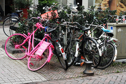 Freebicycle in Amsterdam 2