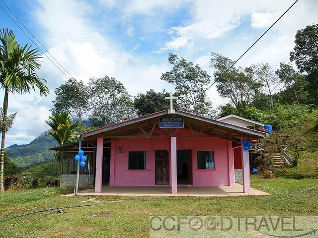 Kampung Kiau, Sabah