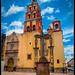 Templo y Convento de Santo Domingo, Querétaro, México