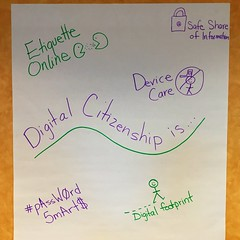 #digitalcitizenship is... #eduro @edurolearning