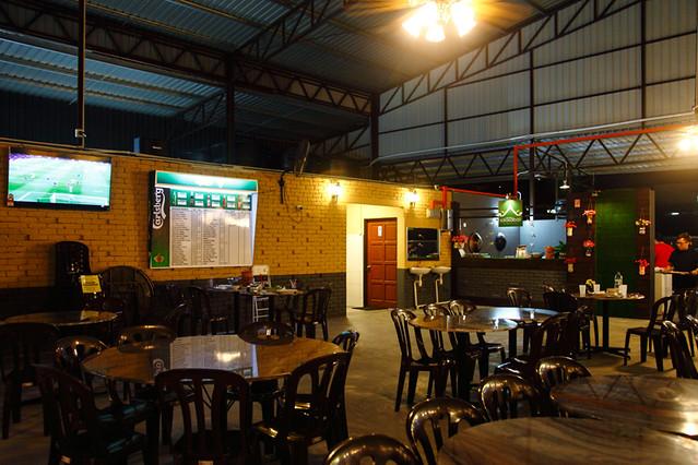 Salasabaii Thai Food kk118 Food Court
