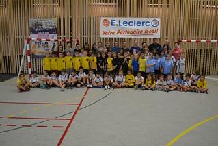 Ecole de Hand - Tournoi de St-Sébastien
