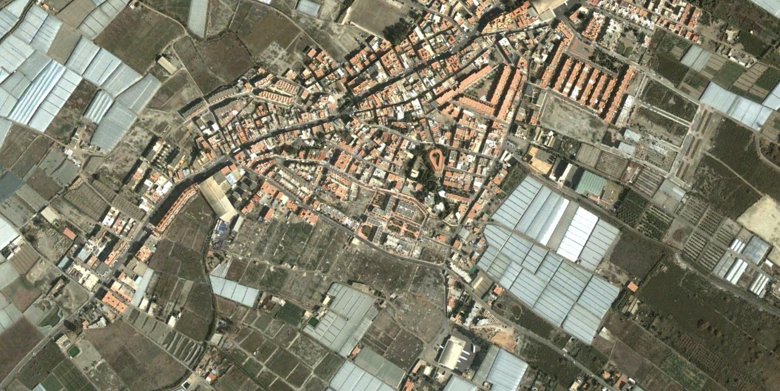 la cañada, almería, peticiones del jorge, antes, urbanismo, planeamiento, urbano, desastre, urbanístico, construcción