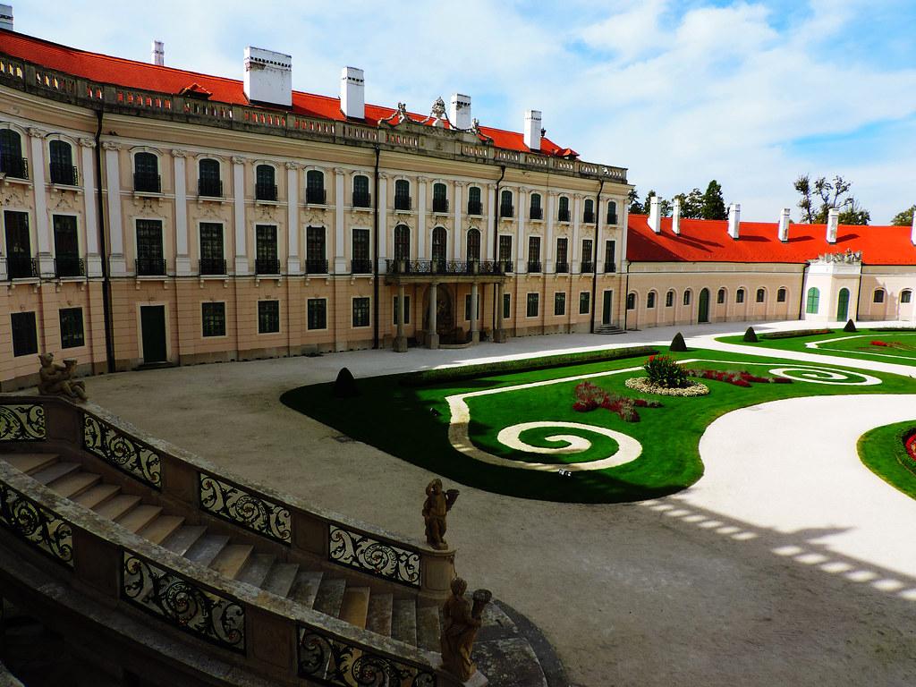 Esterházy Castle, Fertőd, Hungary