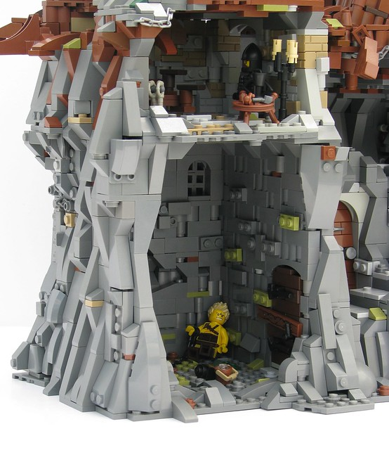 The Pit of Despair - Entrance and Dungeon