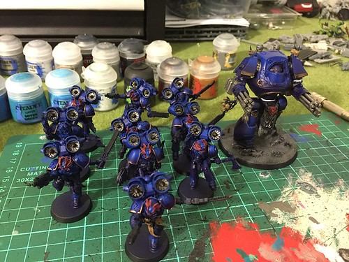 Night Lords-30k-Raptors-Contemptor