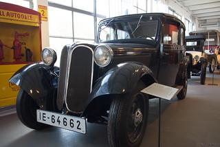 [1ia] BMW 309 Cabrio Limousine von 1935