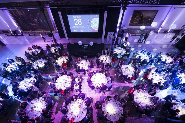 POLITICO 28 Annual Gala Dinner