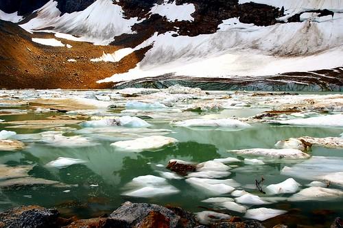 Glacial ballad