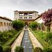 Palacio de Generalife, Alhambra, Granada