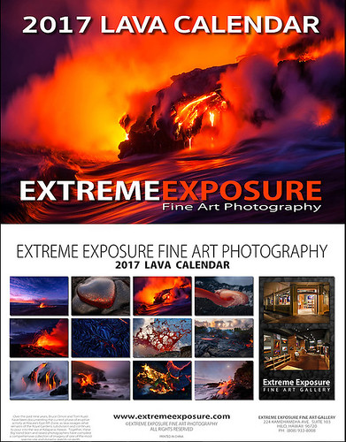 Extreme Exposure Calendar | by peterbryan718
