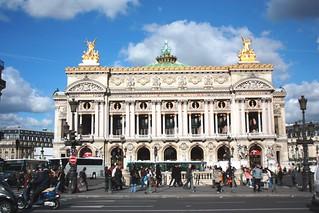 Image of Opéra Garnier.