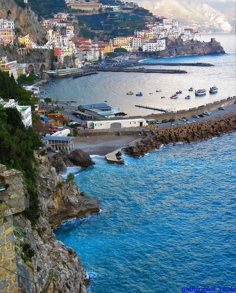 Festa San Biagio Amalfi 2017
