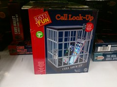 Cell lock up (at the OB Walmart)