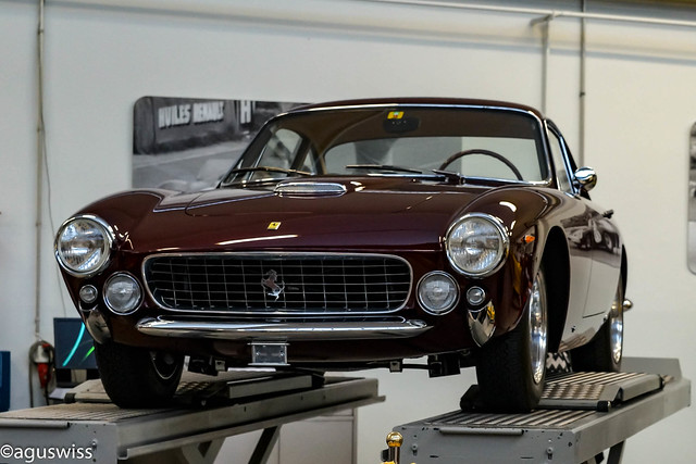 Ferrari 250 Lusso 1963  (on explore February 25, 2017)