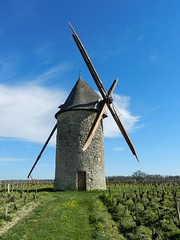 Moulin de Courrian - Photo of Saint-Christoly-Médoc