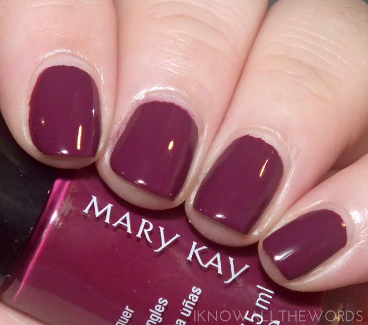 Mary Kay City Modern Collection | Fall 2015 | I Know all the Words