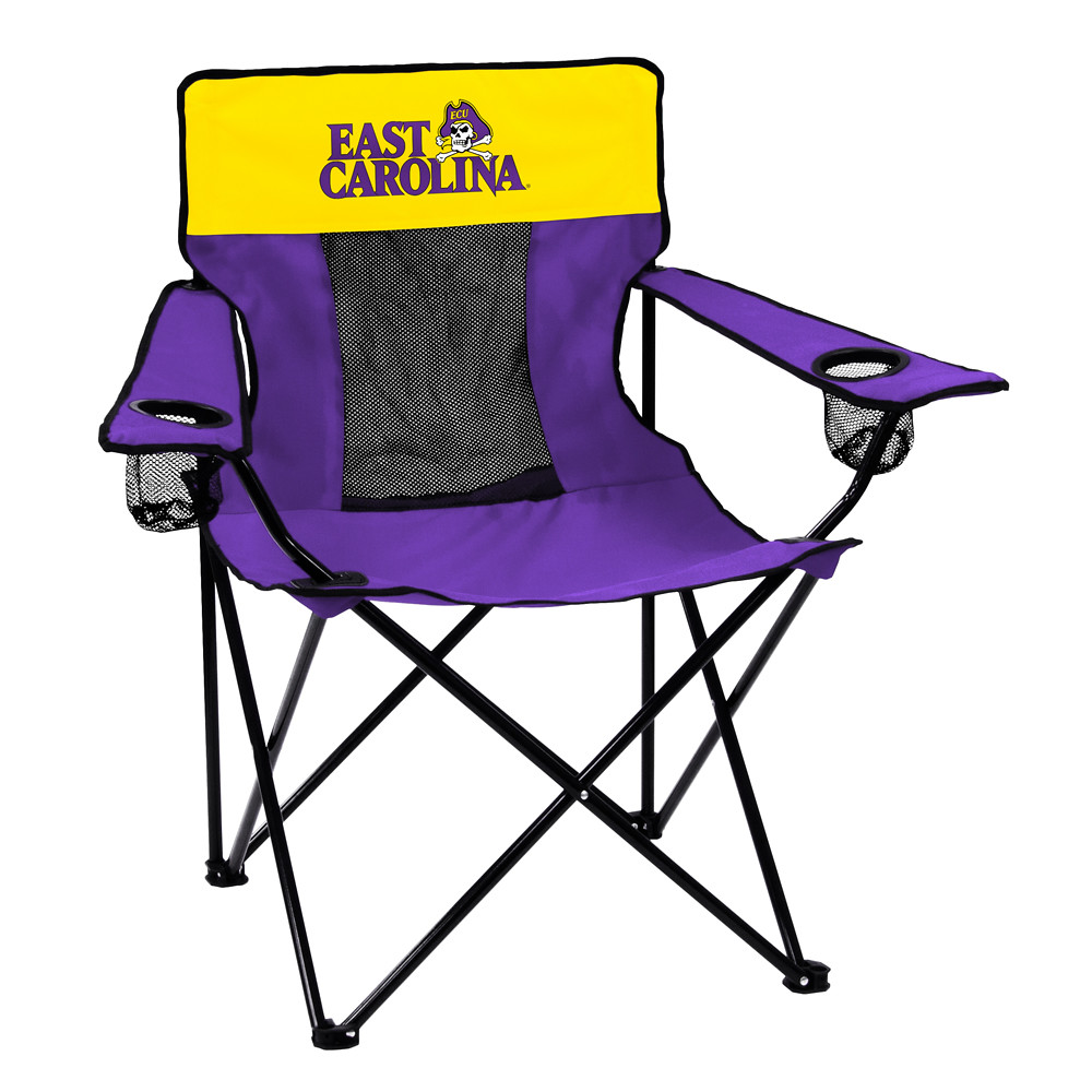 East Carolina Elite TailGate/Camping Chair