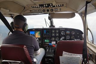 126 Cockpit
