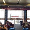 Virtual Library Hotspot at Philly airport