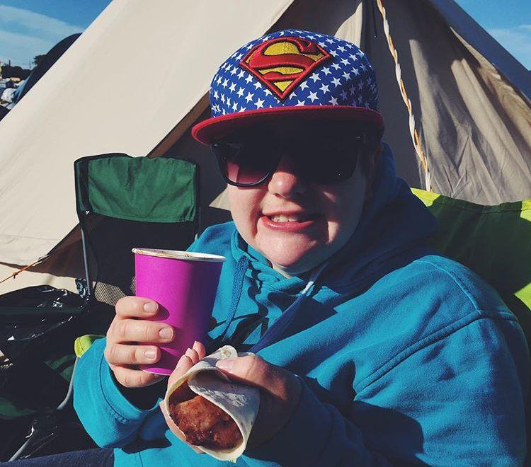 soulpad tent breakfast