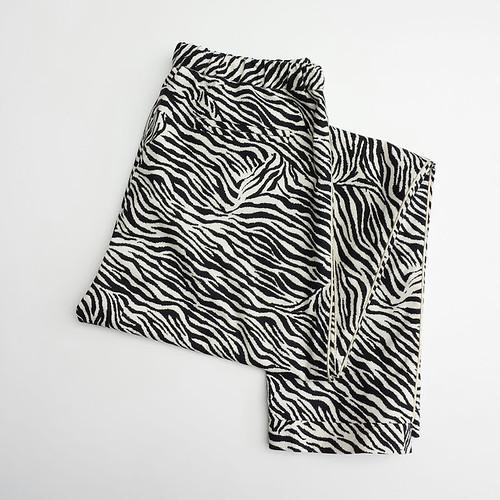 sunny zebra pants