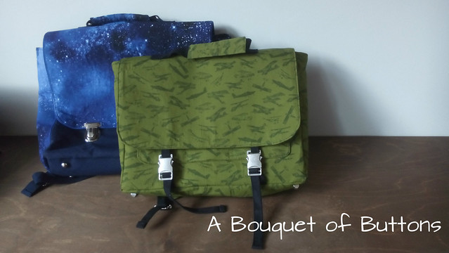 A Book Bag // Een Boekentas