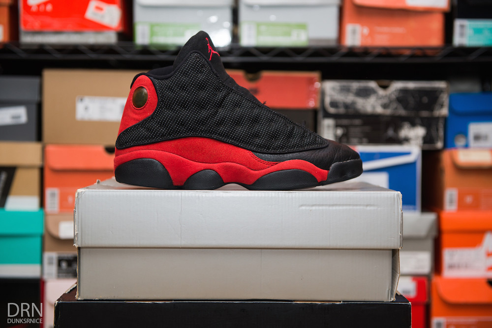 1998 Black & Red XIII's.