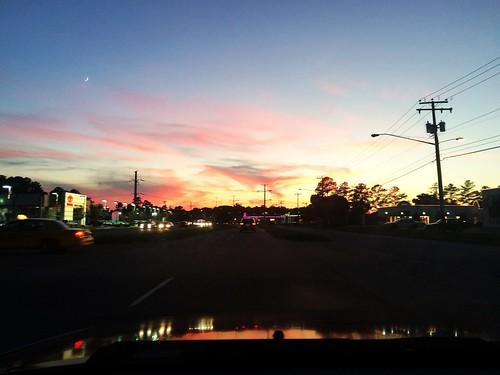 China Wok Sunset (September 27 2014)