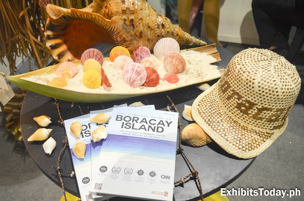 Tourism Boracay Island Giveaways and Displays
