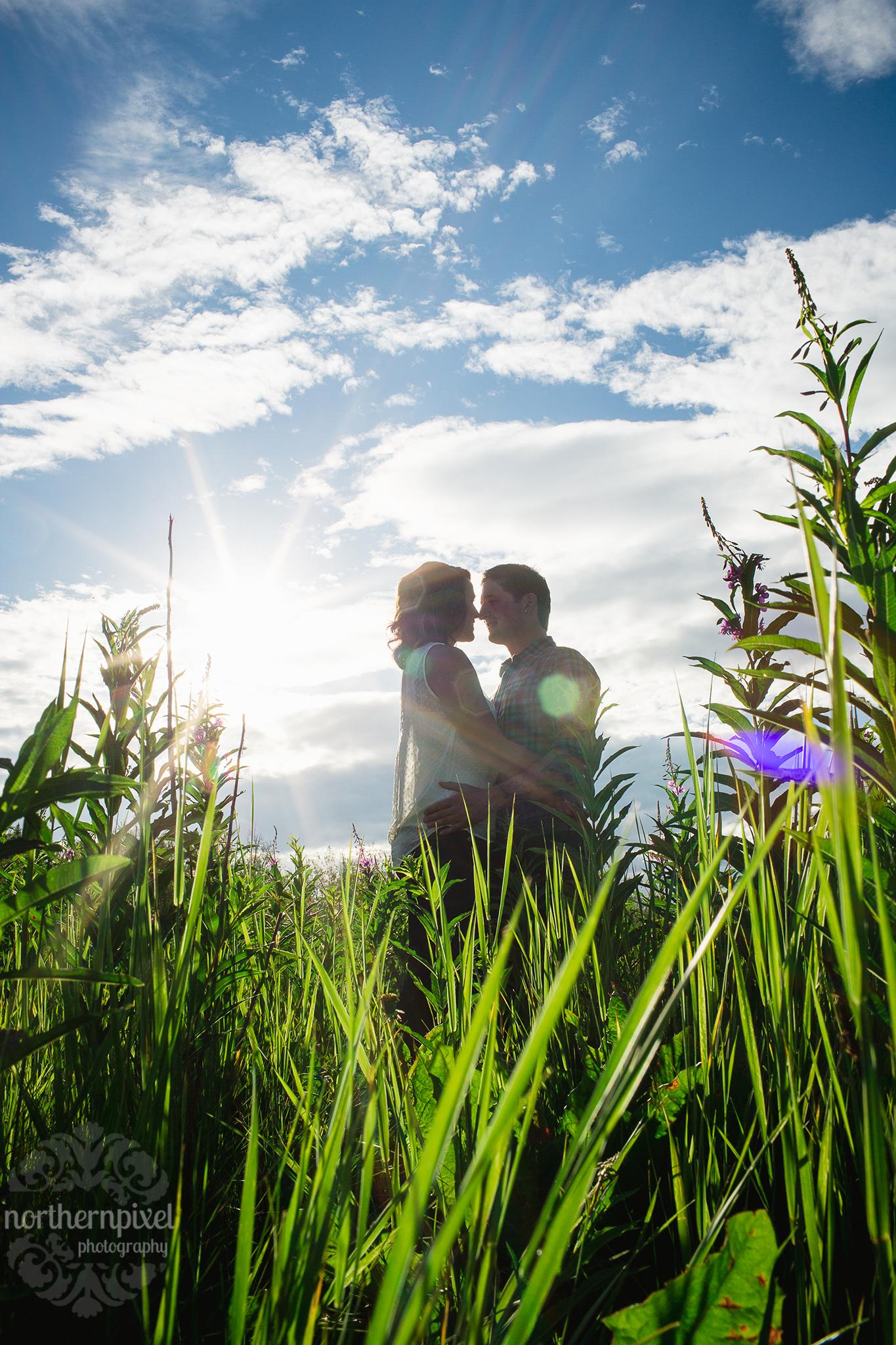 Engagement Photographer - Prince George British Columbia Wedding Photography