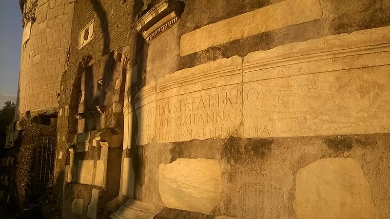 Cecilia Metella Roma Via Appia Antica