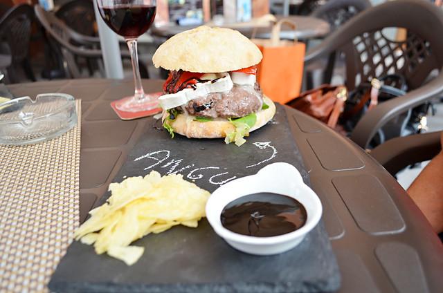 Angus burger, Tierra de Jamon, Puerto de la Cruz, Tenerife