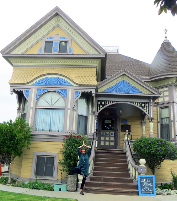 john Steinbeck's home