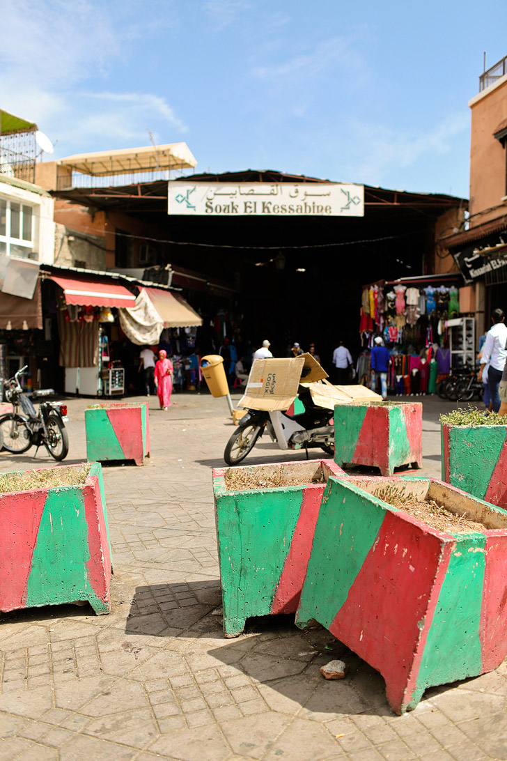 Marrakesh Market (What to Do in Morocco).