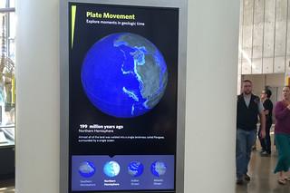 Neighborhood Days - California Academy of Sciences Plate Movement