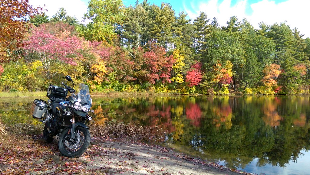 Rhode Island Dirt Bike Trails