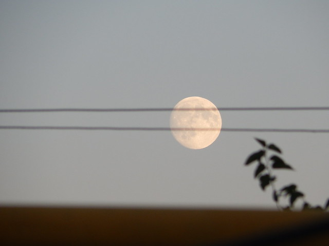 Луна в объективе | ХорошоГромко.ру
