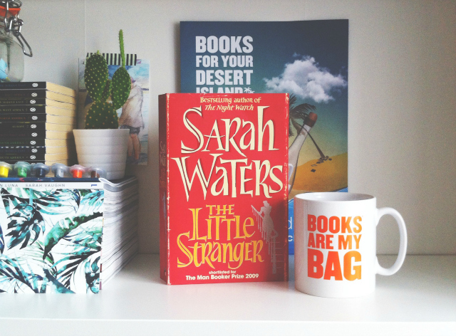 vivatramp books are my bag sara waters the little stranger