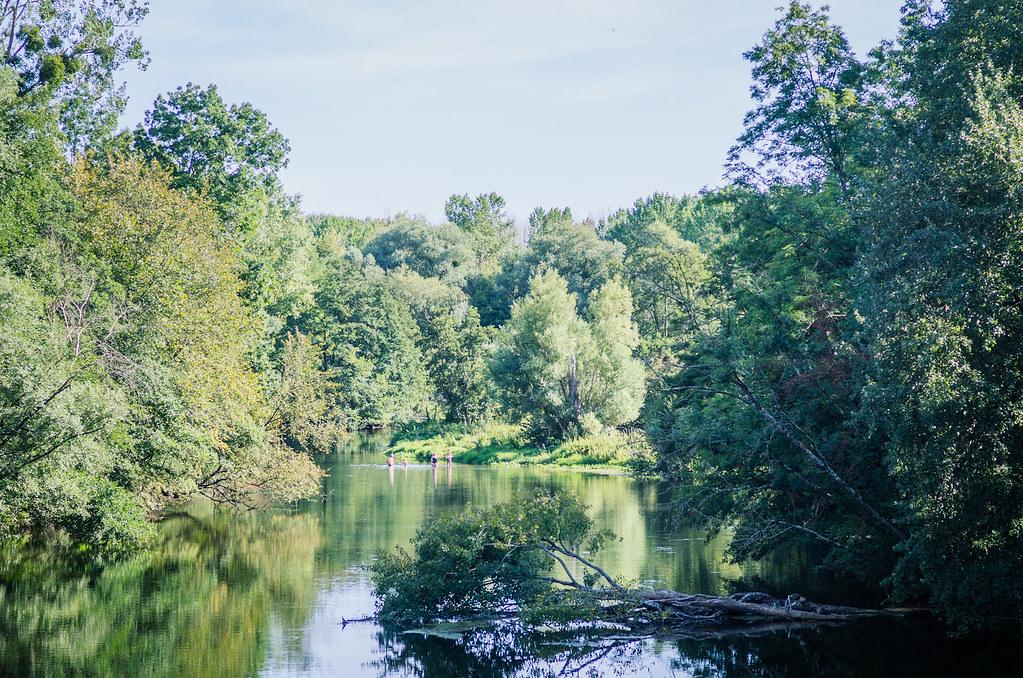 Balade gastronomique dans l'Yonne - La plus belle des piscines