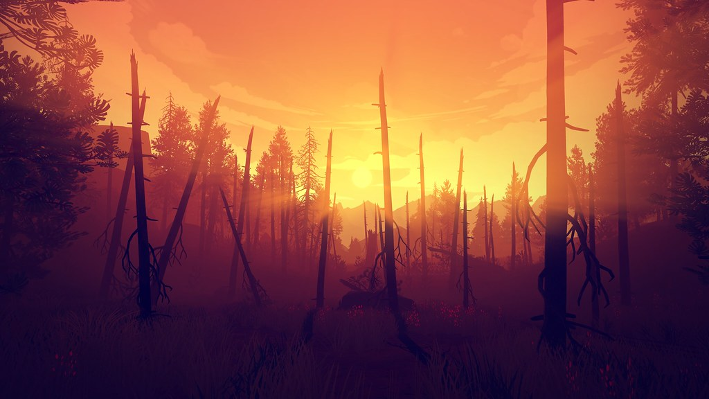 Firewatch Date Announcement