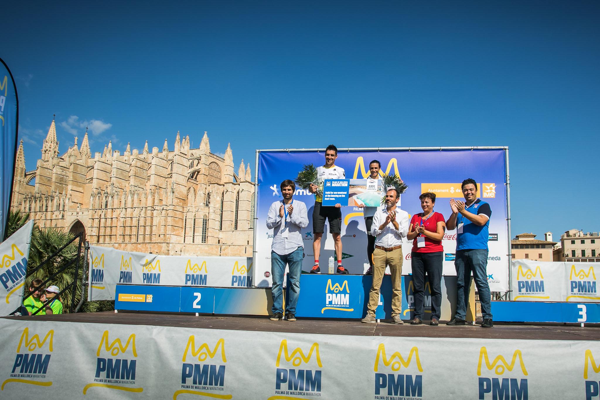 Palma de Mallorca Marathon 2015